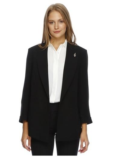 Ekol Ekol Blazer Ceket Siyah